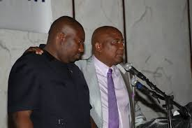 Image result for phillip chiyangwa and saviour kasukuwere