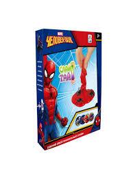 """<b>Слайм</b> тайм Набор """"Человек паук"""" в кор. 25,5x22,5x5 см <b>1Toy</b> ..."""
