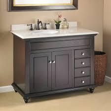 bathroom vanity single sink pcd