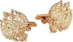 Серебряные <b>запонки KU&KU 1543750A</b>-3 — купить в интернет ...