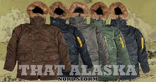 Аляски, бушлаты Nord Storm & Alpha Industries от Voentorg52 ...