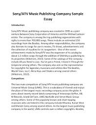 Essay on music business   pdfeports    web fc  com Essay on music business