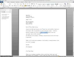 business letter of interest sample business letter  8