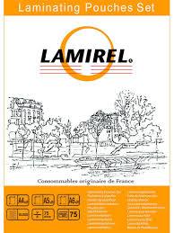 <b>Пленка для ламинирования Lamirel</b> 6399684 в интернет ...