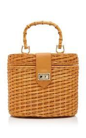 <b>Bamboo</b> Handle <b>Rattan Bag</b> by Lorna | Moda Operandi | <b>Women's</b> ...