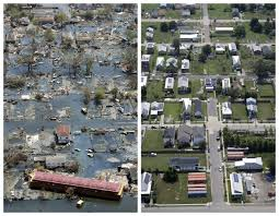 then and now new orleans years after hurricane katrina