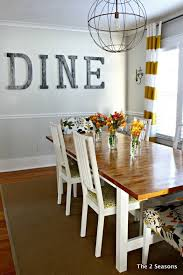 dining table interior design kitchen: hometalk ikea dining table hack good idea and the drapes work as well