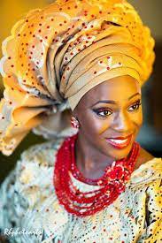 Image result for gele for igbo\