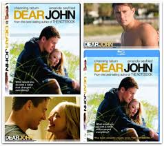 dvd and blu ray details for channing tatum s dear john from nicholas sparks best selling author of the notebook