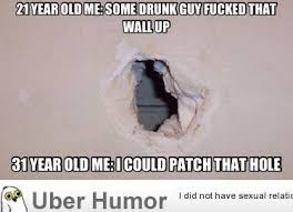I realized last night at a bar that I'm getting old | Funny ...
