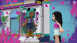 <b>Магазин аксессуаров Андреа</b> - <b>LEGO</b> Friends - 41344 - YouTube