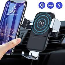 VANMASS <b>Wireless</b> Car <b>Charger</b> Mount <b>10W</b>: Amazon.co.uk ...