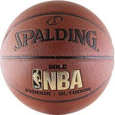 <b>Мяч</b> баскетбольный <b>Spalding NBA</b> Gold Series купить в Москве ...