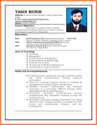 curriculum vitae format for job application teacher bussines 13 curriculum vitae format for job application teacher