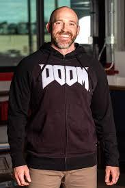 <b>DOOM</b> Slayer Hoodie – Bethesda Gear Store