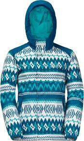 <b>Куртка для девочки</b> Jack Wolfskin G Kajak Falls Printed Jkt, цвет ...