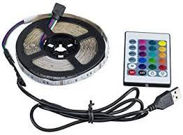 USB LED Strip lamp 2835SMD DC5V Flexible LED ... - Amazon.com