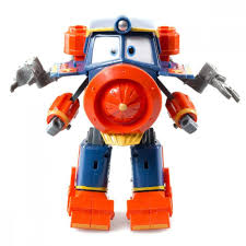 <b>Robot Trains Трансформер</b> Виктор (делюкс) купить в Краснодаре