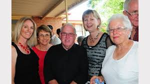 snapped out and about in dubbo daily liberal samantha mccutcheon ann rugendyke warren boyle jenny rodway and nola younghusband photo
