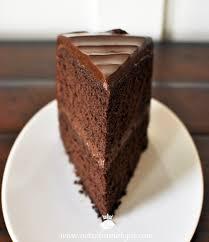 chocolade cake taart