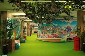 vivid london based entertainment company mind candy makers of games including moshi monsters candy crush king offices