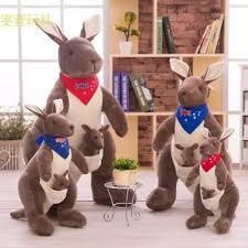 Supply <b>Kangaroo</b> doll plush toy manufacturers selling Australian ...