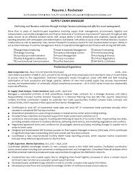 logistic director resume logistics manager resume logistics manager resume