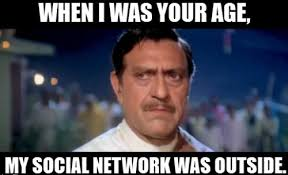 You Will Totally Relate To These 'Back In The Day' Dialogues Every ... via Relatably.com