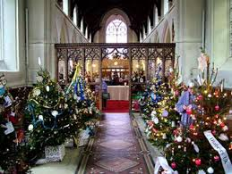 Image result for xmas in church