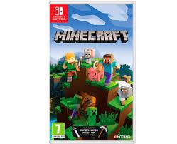 Купить <b>Minecraft</b> (Русская версия)(<b>Nintendo Switch</b>) в Москве ...