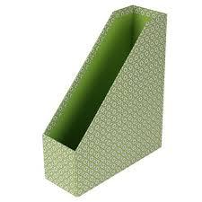 office paper holder. jvl high quality retro file folder paper holder storage box green amazoncouk kitchen u0026 home office n