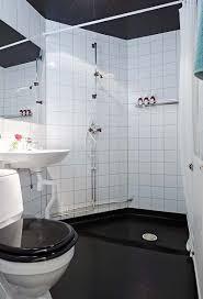 black white bathroom design ideas