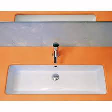 classic rectangular undermount bathroom image of large rectangular undermount bathroom sink
