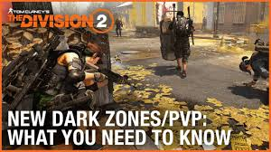 The Division 2 – Dive Into the New <b>Dark Zones</b> and Organized PvP