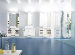 contemporary blue and white nuance bathroom design ideas for big room with modern white vanity design bathroom incredible white bathroom interior nuance