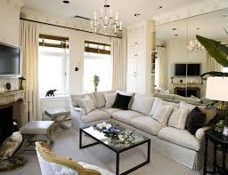 Shabby Chic Bedroom Wall Colors : Classic off white living room colors wall for