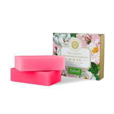 Набор натурального парфюмированного <b>мыла</b> Charme de <b>Rose</b> ...