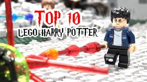 Top 10 Epic <b>LEGO Harry Potter</b> Creations!
