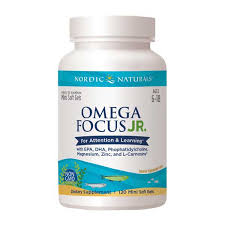 Buy Nordic Naturals <b>Omega Focus Junior</b> For Best Price In NZ at ...