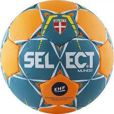 <b>Мяч гандбольный SELECT Mundo</b> Mini