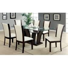 seven piece dining set: carmilla  piece dining set carmillapiecediningset carmilla  piece dining set