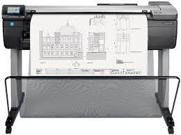 Широкоформатное МФУ <b>HP</b> DesignJet T830 914 мм F9A30A ...