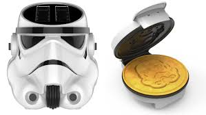 The Breakfast is Strong With This One: BB-8 Waffle Maker ...