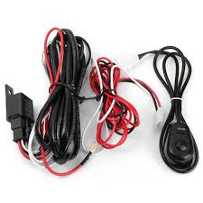 popular electrical wiring works buy cheap electrical wiring works led work fog light lamp bar automotive electrical wiring harness kit on off switch relay fuse