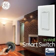 z wave lighting controls provide an easy to install and affordable system to control lighting and small appliances in your home add ge z wave ge wave wireless lighting control