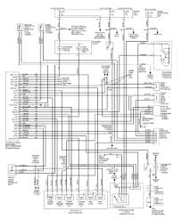 ford probe gt wiring diagram wiring diagrams and schematics 1999 ford mustang fuse box diagram race car of