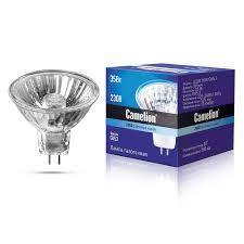 Галогенная <b>лампа Camelion</b> 35Вт 220В <b>GU5</b>,<b>3 MR16</b> купить ...