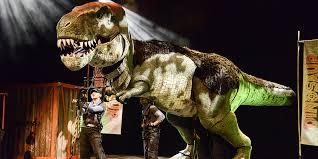 <b>Dinosaur World</b> Live tickets, Wembley <b>Park</b> | Official London Theatre ...