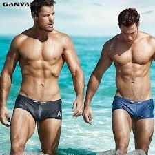 GANYANR <b>Brand</b> Male Swimming Trunks Plus Size Swimwear <b>Men</b> ...