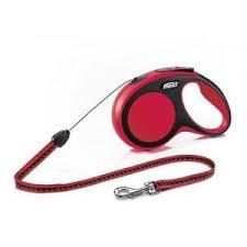 <b>FLEXI NEW COMFORT</b> CORD S 8M 12KG RED | WINNER PET